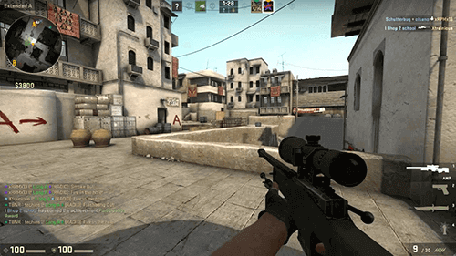 awper counter strike global offensive