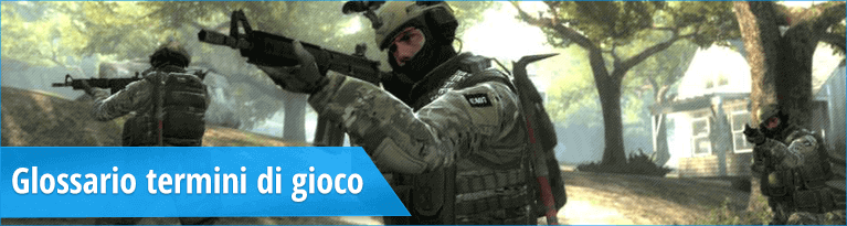 counter strike global offensive glossario