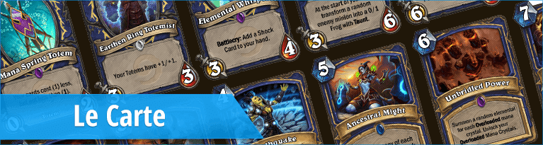 hearthstone le carte