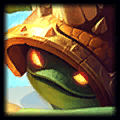 rammus classe league of legends