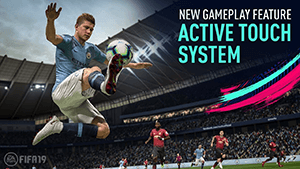 fifa19 active touch