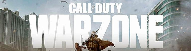 warzone call of duty modern warfare