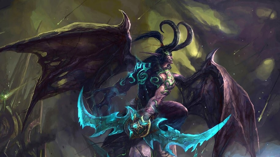 Nuovo Eroe Demon Hunter