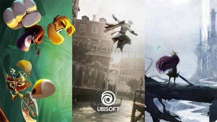 assassins creed rayman legends child of light gratis ubisoft